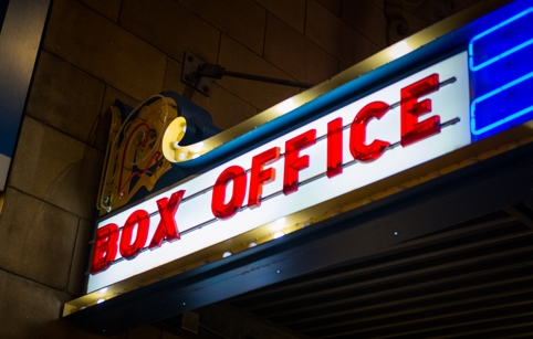 box office tickets