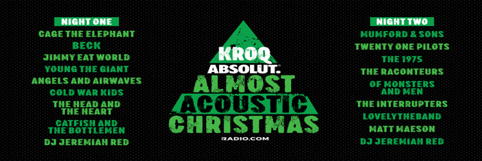 KROQ Almost Acoustic Christmas